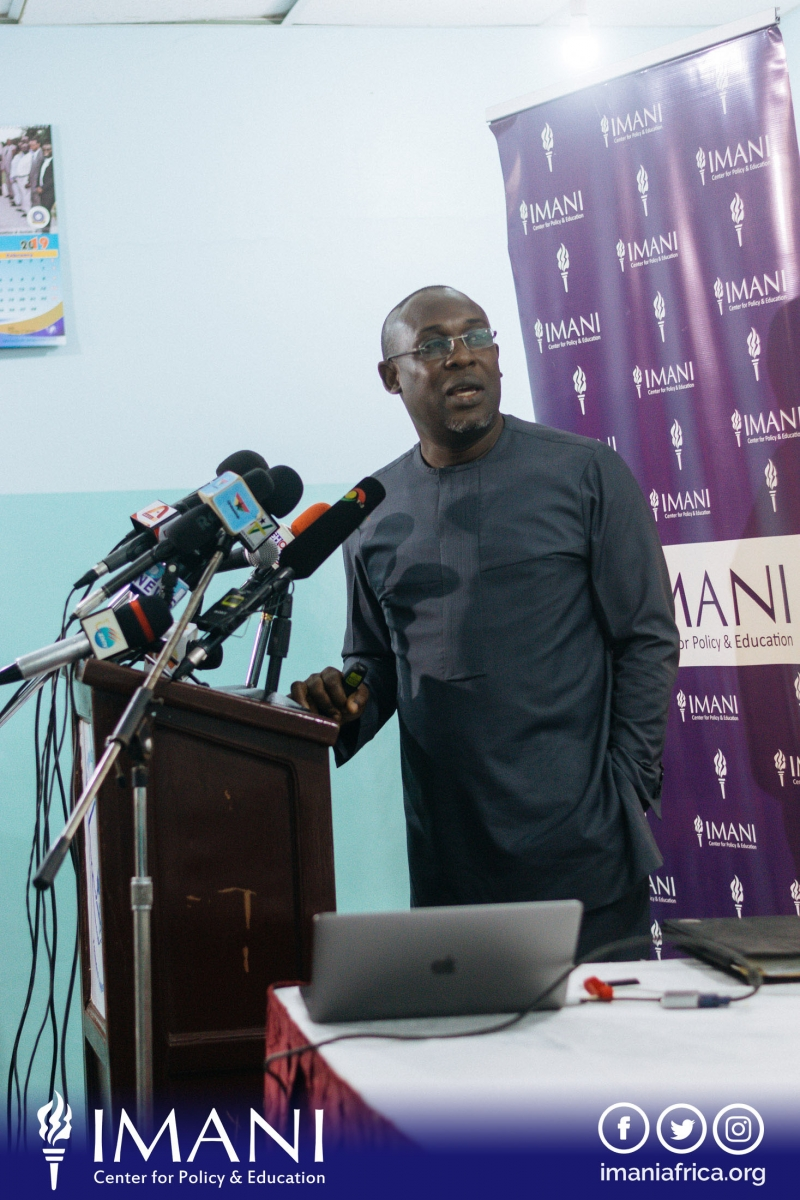 PHOTO GALLERY] : PRESS ENCOUNTER: HOW GHANA MAY LOSE OUT ON AFRICA'S