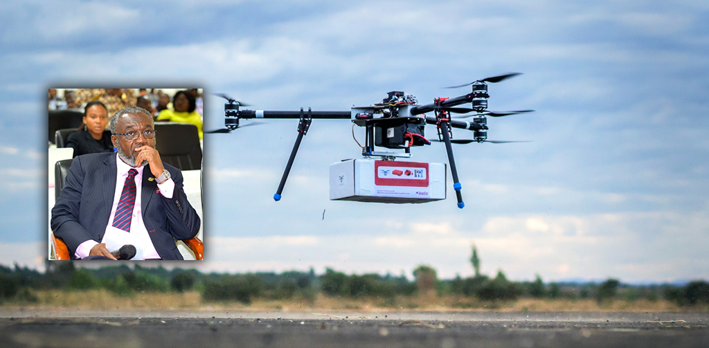 IMANI: On Drones, Ghana Health Service Boss, Dr  Nsiah-Asare